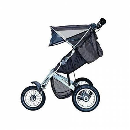 3-х колесные детские коляски: